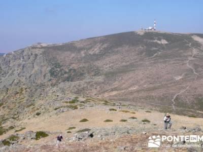 Travesía por la Sierra de la Maliciosa - Senderismo Madrid; visitas madrid